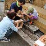 木工教室2017(2)