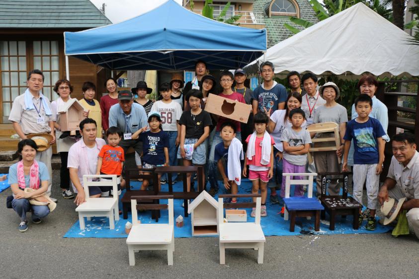 木工教室2017(6)