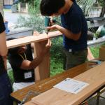 木工教室2017(7)
